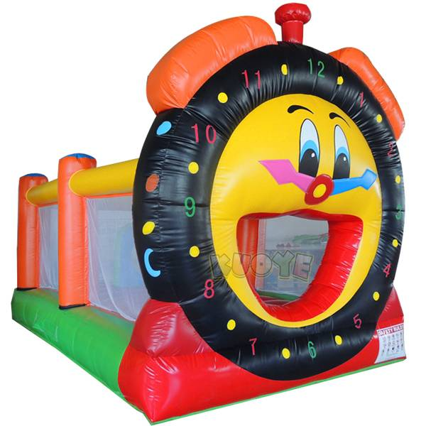 KYC56 Clock Inflatable Castle