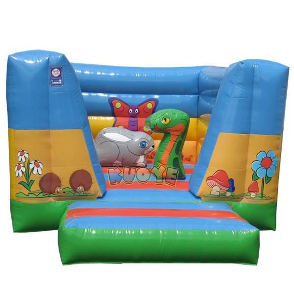 KYC60 Bouncy Castle Open