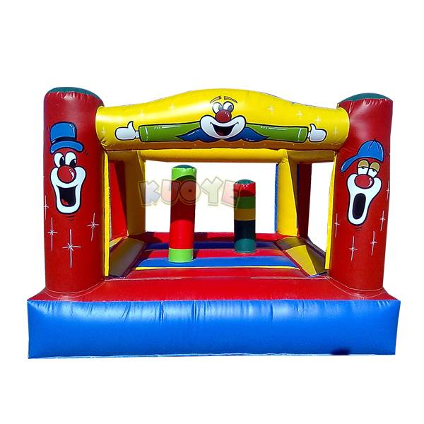 KYC64 Inflatable Castle Clown