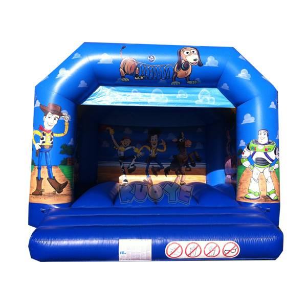 KYC68 Toy Story Bouncy Castle