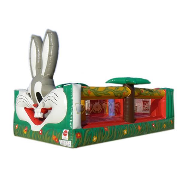 KYC71 Rabbit Inflatable Castle