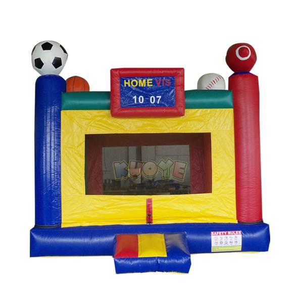 KYC77 Sports Bounce House
