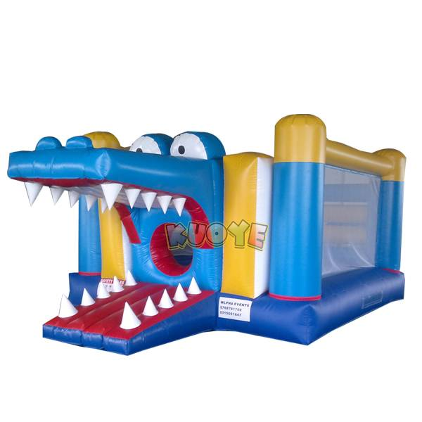 KYC78 Crocodile Jumping Castle