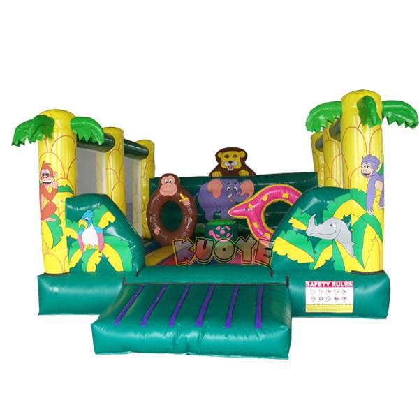 KYC80 Animals Bouncy Castle