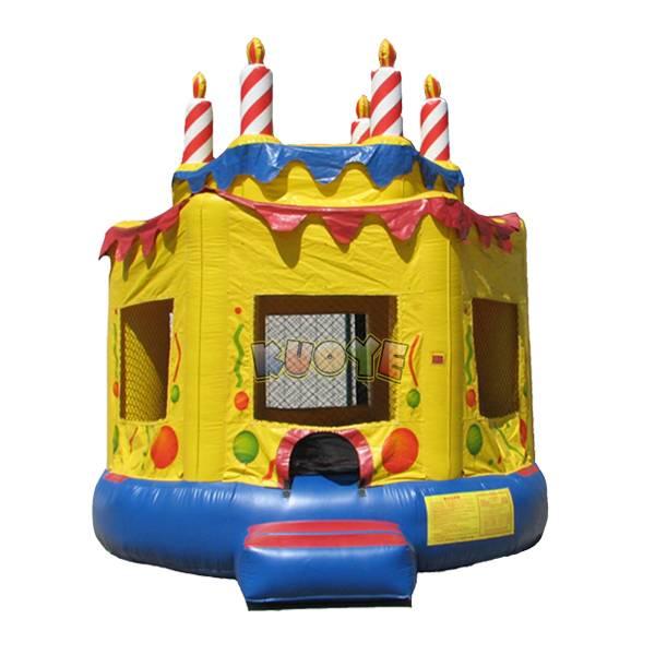 KYC87 Birthday Cake Bounce House