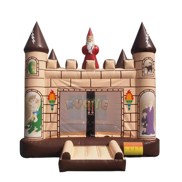 KYC97 Wizard Jumping Castle