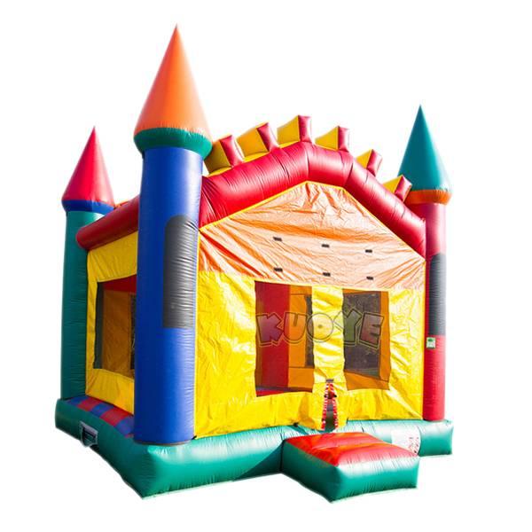 KYC98 Multicolor Bounce House