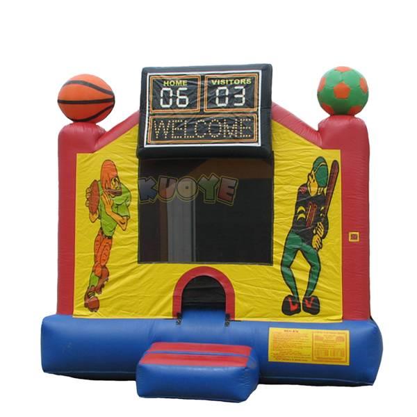 KYC107 Sports Bounce House