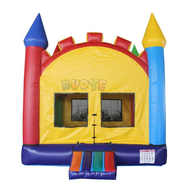KYC115 Arched Castle Bounce house