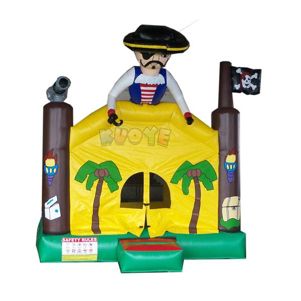 KYC118 Pirate Bounce House