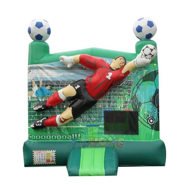KYC125 Soccer Bounce House