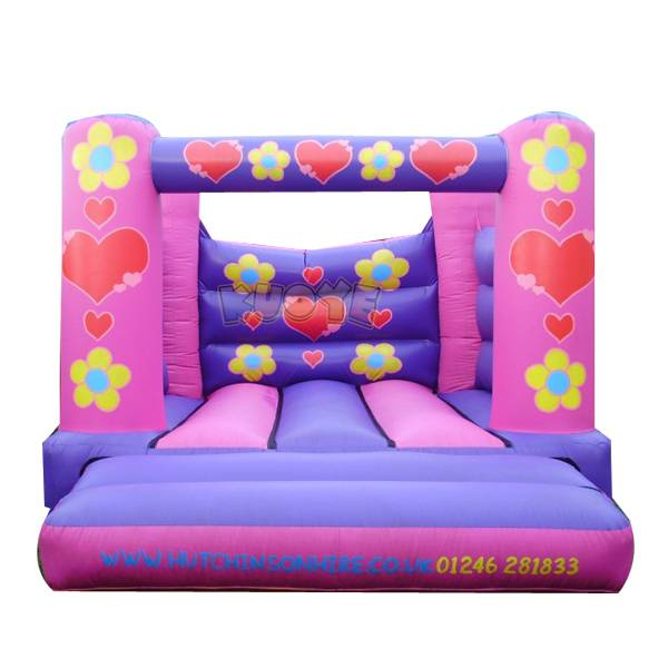 KYC128 Pink Jumping Castle
