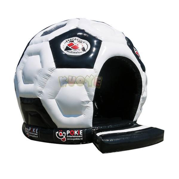 KYC139 Football Bouncy Castle