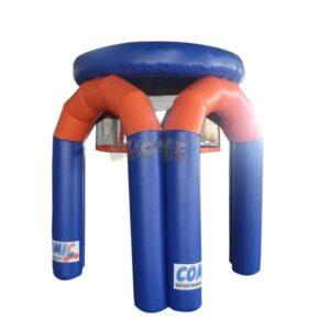 KYSP24 Inflatable Basketball Hoop