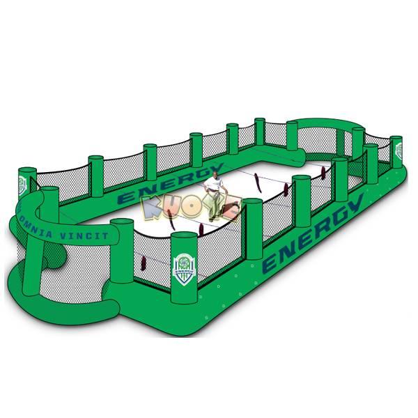 KYSP27 Inflatable Human Football Arena