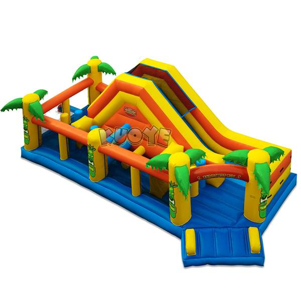 KYOB26 Amusement Park outdoor Obstacle Course