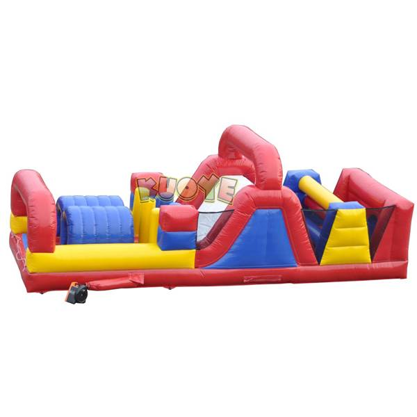 KYOB30 Children inflatable Obstacle Course