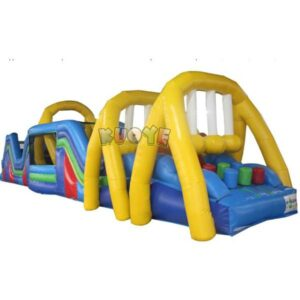 KYOB32 Adult inflatable Obstacle Course For Sale
