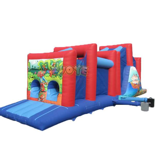 KYOB33 Inflatable Kid Obstacle Course