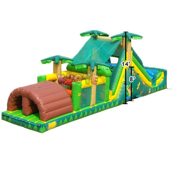 KYOB34 Inflatable Jumping Obstacle