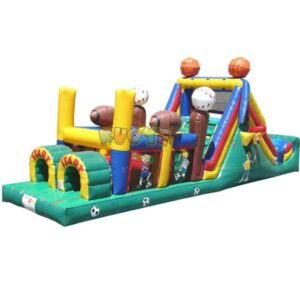 KYOB35 Inflatable Obstacle Course Combo