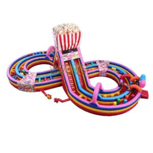 KYOB37 New Design Inflatable Obstacle For Games