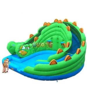 KYSS18 Crocodile Water Slide