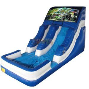KYSS20 15ft Modular Water Slide