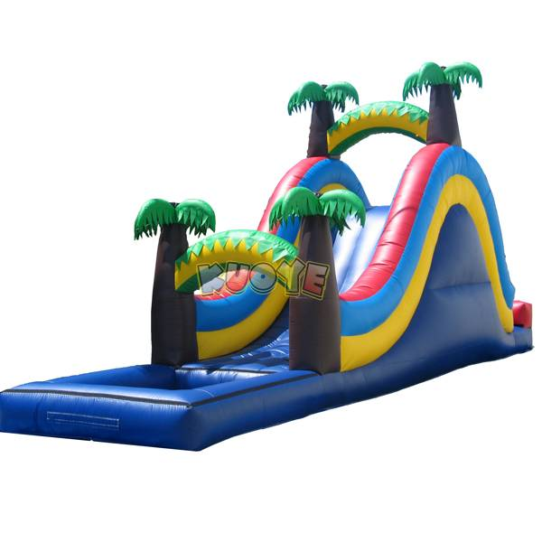 KYSS25 Small Tropical Water Slide