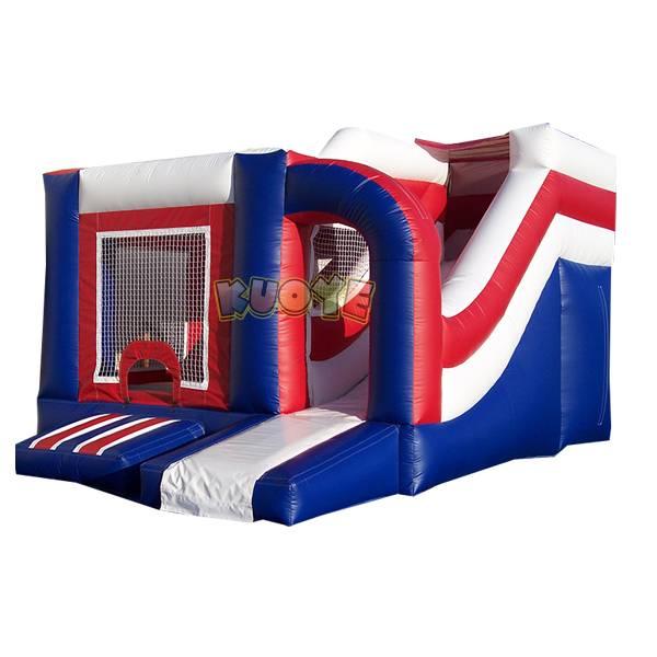 KYCB38 Bounce House Slide Combo