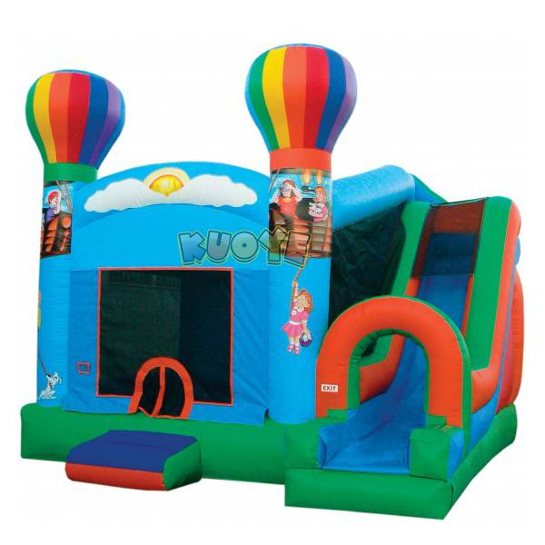KYCB39 Balloon Bounce House Combo