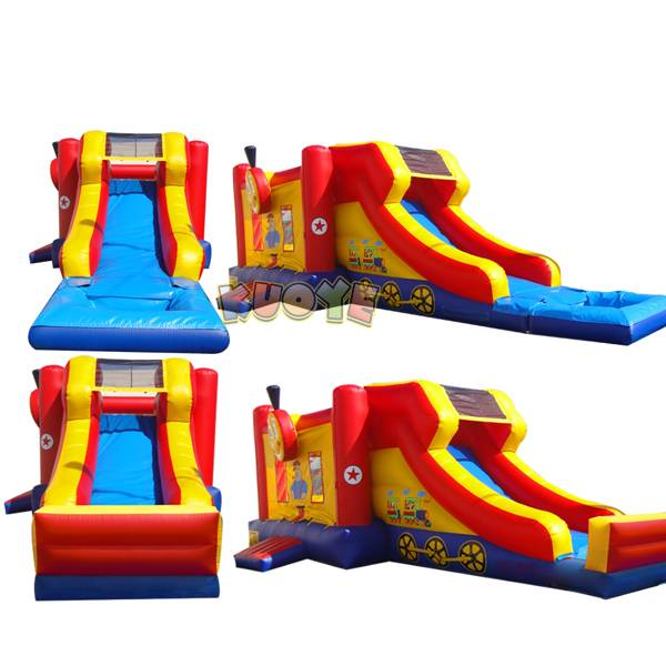 KYCB41 Bounce House with Slide