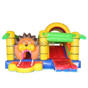 KYCB47 Lion Bouncer Slide Combo