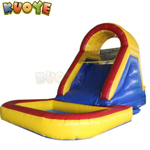 KYSS52 Water Slide with Pool