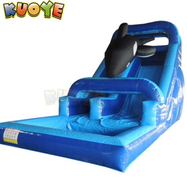 KYSS53 Dolphin Water Slide