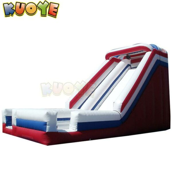 KYSS62 18ft Inflatable Water Slide