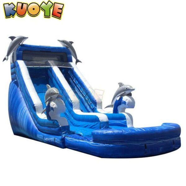 WS1802 Dophins Water Slide