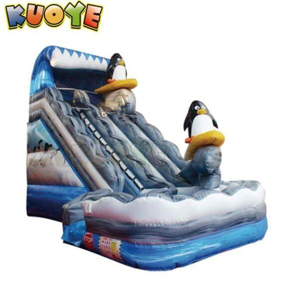 WS1812 Penguin Water Slide