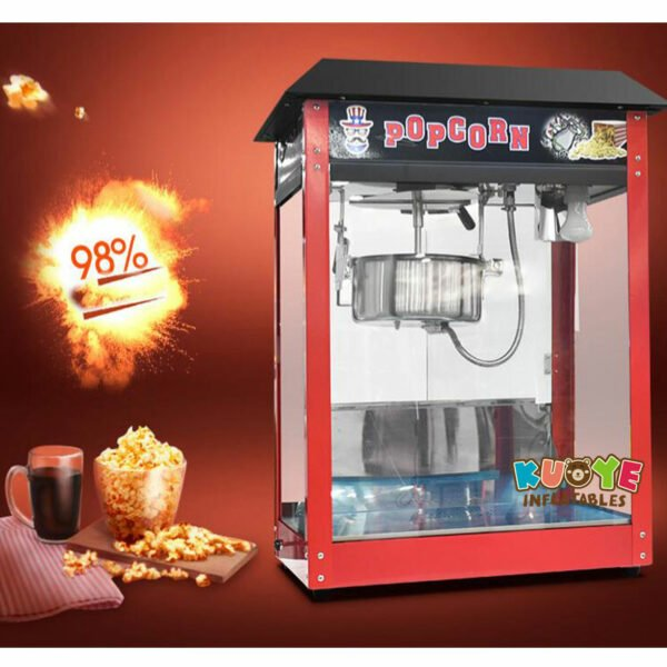 PM001 Commercial Electric Popcorn Machine 2