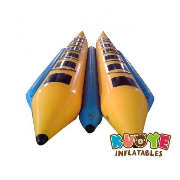 WG11 12-Person Towable Banana Boat