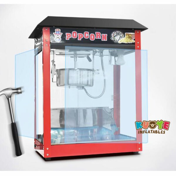 PM001 Commercial Electric Popcorn Machine 4
