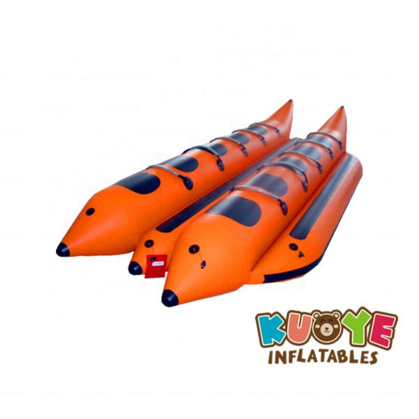 WG12 10-Person Towable Banana Boat Tube