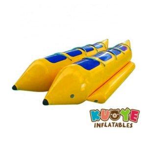 WG13 8-Person Towable Banana Boat Ride