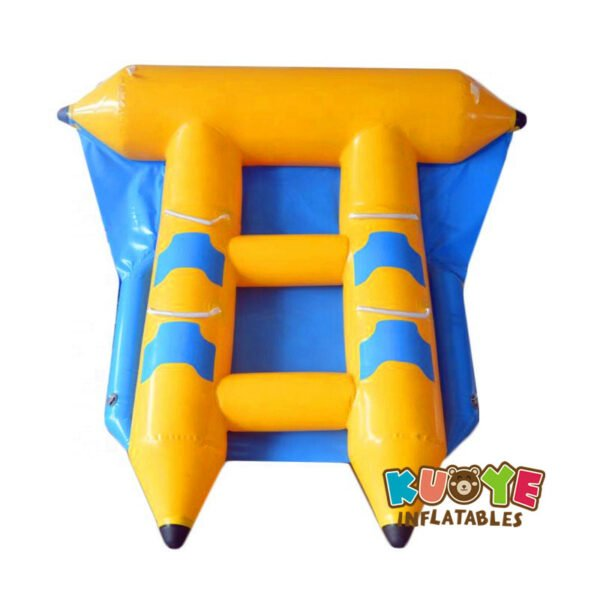 WG02 Inflatable Flying Fish Boat Towable Water Game Fun