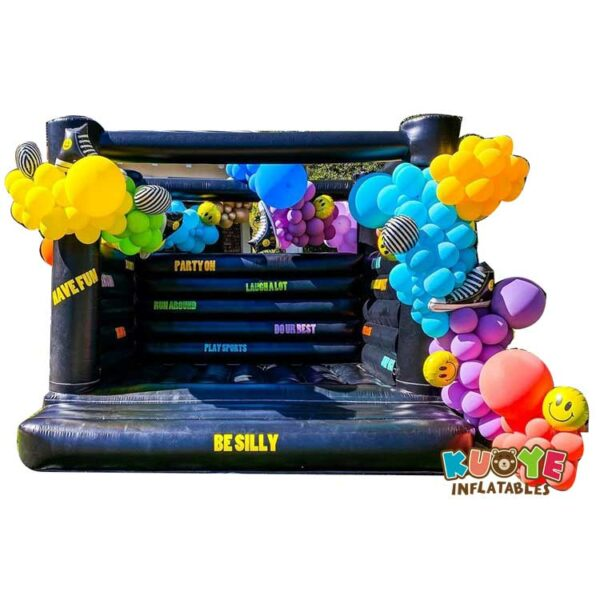 BH059 Black Wedding Jumper Inflatable