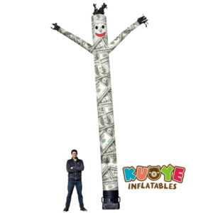 AD017 20ft Dollars SkyGuy with 100% Digitally Printed