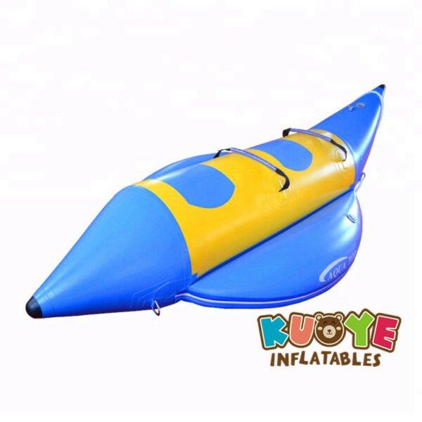 WG16 2-Person Banana Boat Tube