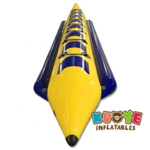 WG18 8-Person Towable Inflatable Water Banana Boat