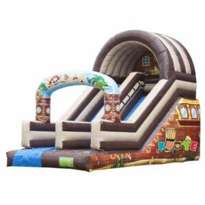 SL012 Inflatable Pirate Slide