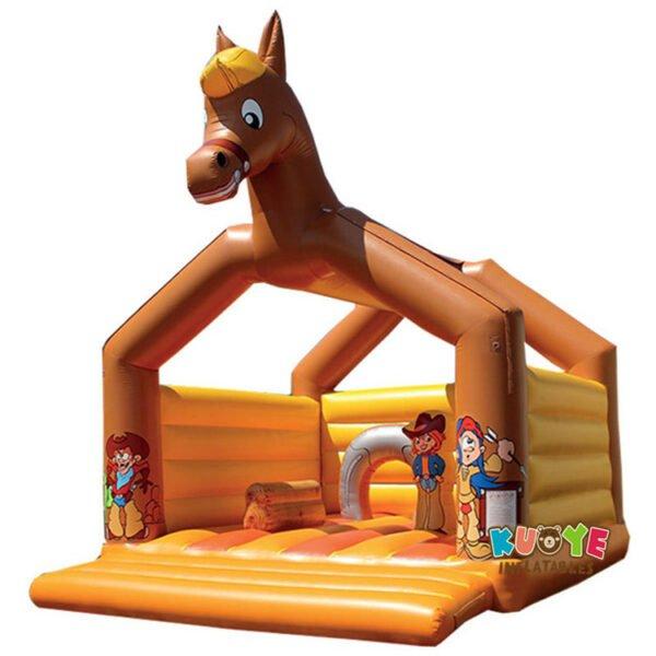 BH1826 Horse Bouncy Castle